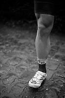 Scheldeprijs 2012..work legs