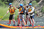 8/14/13 am Stand Up Paddle Colorado Upper Colorado River Rancho to State Bridge