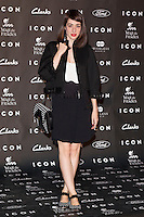 "Natalia Ferviu attends the ""ICON Magazine AWARDS"" Photocall at Italian Consulate in Madrid, Spain. October 1, 2014. (ALTERPHOTOS/Carlos Dafonte) /nortephoto.com"