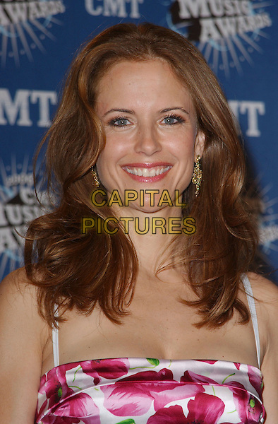 KELLY PRESTON.2006 CMT Music Awards held at The Curb Event Center at Belmont University, Nashville, Tennessee, USA - Pressroom..April 10th, 2006.Photo: George Shepherd/AdMedia/Capital Pictures.Ref: GS/ADM.headshot portrait.www.capitalpictures.com.sales@capitalpictures.com.© Capital Pictures.
