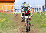 05.09.2015 La Massana Andorra. 201 UCI Mountain Bike World Champions.Picture show Fluckiger Mathias (SUI) in action during Men ELite Cross-country Olympic World Champions