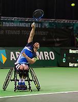 ABNAMRO World Tennis Tournament, 15 Februari, 2018, Rotterdam, The Netherlands, Ahoy, Tennis<br /> <br /> Photo: www.tennisimages.com