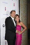 All My Children Walt Willey & Bobbie Eakes are hosts as ABC Daytime Salutes Broadway Cares/Equity Fights Aids - The Grand Finale Celebration on March 13, 2011 with a musical show at Town Hall, New York City, New York followed by an after party at the New York Marriott Marquis. (Photo by Sue Coflin/Max Photos)