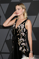 HOLLYWOOD, CA - NOVEMBER 11: Margot Robbie at the AMPAS 9th Annual Governors Awards at the Dolby Ballroom in Hollywood, California on November 11, 2017. Credit: David Edwards/MediaPunch /NortePhoto.com