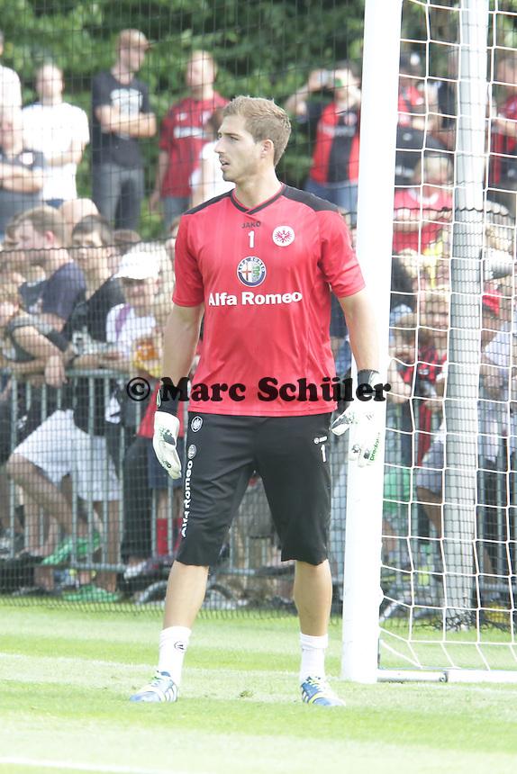Kevin Trapp - Eintracht Frankfurt Saisoneroeffnung