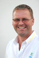 ZEILEN: FRYSLAN: SKS Skûtsjesilen 2014, Schipper Gerhard Pietersma Skûtsje 'Twee Gebroeders' Earnewâld, ©foto Martin de Jong