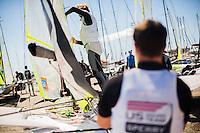 Thomas Barrows & Joe Morris, US Sailing Team Sperry