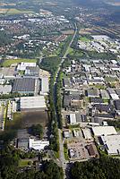 Kraftfahrtstrasse K 80: EUROPA, DEUTSCHLAND, SCHLESWIG HOLSTEIN, REINBEK, GLINDE (GERMANY), 19.08.2017: Kraftfahrtstrasse K 80, geplanter Umbau der Todesstrasse,