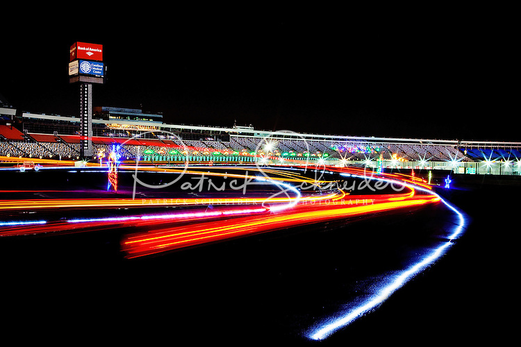 the charlotte motor speedway cms carolina christmas holiday event is one of the largest