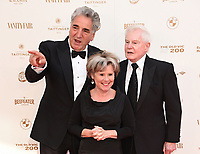 Jim Carter, Imelda Staunton, Sir Derek Jacobi  at The Old Vic Bicentenary Ball held at The Old Vic, The Cut, Lambeth, London, England, UK on Sunday13 May 2018.<br /> CAP/MV<br /> &copy;Matilda Vee/Capital Pictures