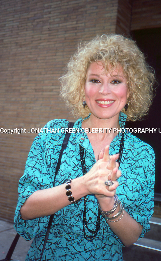 Leslie Easterbrook 1986 by Jonathan Green