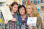 PLANNING: Aileen O'Sullivan (Community Development Worker), Chrissie Regan (Visitation Worker) and Catherine Regan (Programme Co-ordinator) from the Castlemaine Family Resource Centre who are setting up a Home Visitation Service for the elderly.   Copyright Kerry's Eye 2008