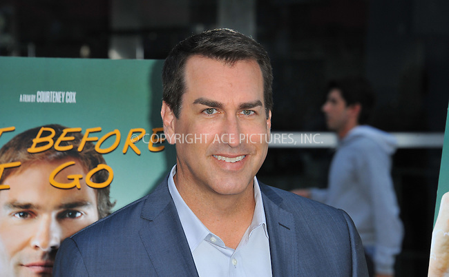 WWW.ACEPIXS.COM<br /> <br /> April 20 2015, LA<br /> <br /> Rob Riggle arriving at the Los Angeles special screening of 'Just Before I Go' at the ArcLight Hollywood on April 20, 2015 in Hollywood, California.<br /> <br /> By Line: Peter West/ACE Pictures<br /> <br /> <br /> ACE Pictures, Inc.<br /> tel: 646 769 0430<br /> Email: info@acepixs.com<br /> www.acepixs.com