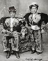 Turkey 1890?  .Children of Ali Chamil Pacha  .Turquie 1890?  .Enfants de Ali Chamil Pacha