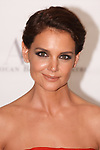 Katie Holmes arrives at the American Ballet Theatre 2017 Spring Gala at Lincoln Center in New York City on May 22, 2017. (Photo: Shawn Punch Photography)