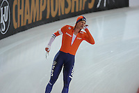 SPEED SKATING: HAMAR: Vikingskipet, 05-03-2017, ISU World Championship Allround, 10.000m Men, Sven Kramer (NED), ©photo Martin de Jong