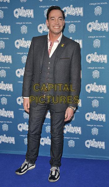 LONDON, ENGLAND - JANUARY 07: Craig Revel Horwood attends the &quot;Cirque du Soleil: Quidam&quot; VIP press night, Royal Albert Hall, Kensington Gore, on Tuesday January 07, 2014 in London, England, UK.<br /> CAP/CAN<br /> &copy;Can Nguyen/Capital Pictures