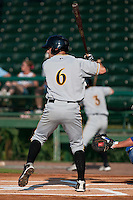Shelby Ford of the Bradenton Marauders during the game at Jackie Robinson Ballpark in Daytona Beach, Florida on August 2, 2010. Photo By Scott Jontes/Four Seam Images