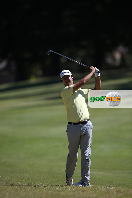 Jorge Campillo (ESP) plays to the 14th during Round Three of the Africa Open 2015 at the East London Golf Club, East London, Eastern Cape, South Africa. Picture:  David Lloyd / www.golffile.ie. 07/03/2015