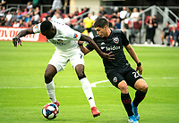 Washington, DC - Sunday October 06, 2019: D.C. United tied Cincinnati FC 0-0 in a MLS match at Audi Field.