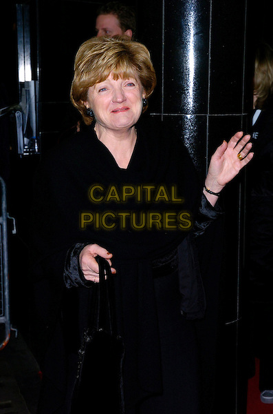 """JULIA McKENZIE.At the """"Notes On A Scandal"""" Gala Premiere, Curzon Mayfair Cinema, London, England, January 28th 2007..half length.CAP/CAN.©Can Nguyen/Capital Pictures"""
