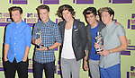 One Direction at The 2011 MTV Video Music Awards held at Staples Center in Los Angeles, California on September 06,2012                                                                   Copyright 2012  DVS / Hollywood Press Agency