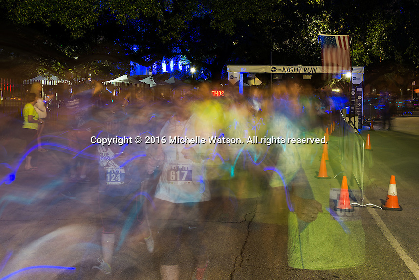 2016 Blue Cure Night Run
