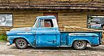 Atlin pickup truck