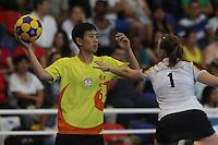 Juegos Mundiales 2013 Korfball Taiwán vs Alemania