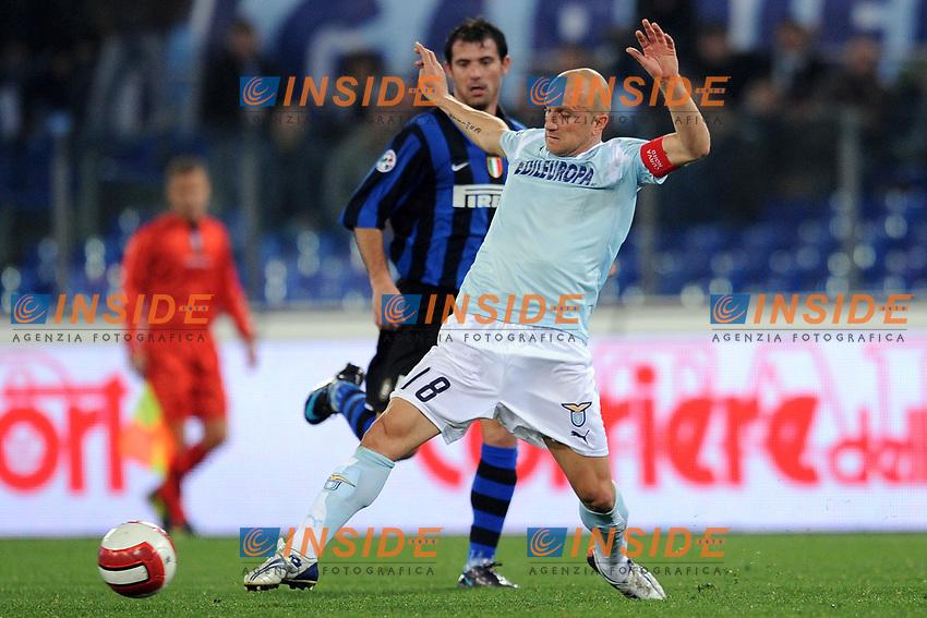 Tommaso Rocchi (Lazio)<br /> Roma 29/03/2008 Stadio &quot;Olimpico&quot; <br /> Campionato Italiano Serie A<br /> Lazio Inter (1-1)<br /> Foto Andrea Staccioli Insidefoto