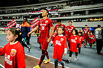 Shanghai SIPG FC (CHN) vs Sukhothai FC (THA) during their AFC Champions League 2017 Playoff Stage at the Shanghai Stadium, on 07 February 2017 in Shanghai, China. Photo by Marcio Rodrigo Machado / Power Sport Images