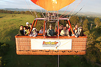 20130311 March 11 Hot Air Balloon Gold Coast