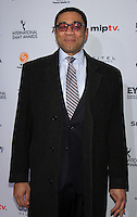 NEW YORK, NY November 21:Henry Lennix at 2016 International Emmy Awards  at the New York Hilton in New York City.November 21, 2016. Credit:RW/MediaPunch