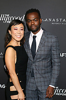 LOS ANGELES - SEP 20:  Ali Ahn, William Jackson Harper at the Hollywood Reporter & SAG-AFTRA 3rd Annual Emmy Nominees Night  at the Avra Beverly Hills on September 20, 2019 in Beverly Hills, CA