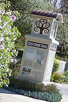 Oso Creek Trail Monument Mission Viejo