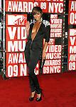 New York, New York  - September 13: Ciara arrives at the 2009 MTV Video Music Awards at Radio City Music Hall on September 13, 2009 in New York, New York.