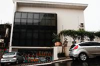SÃO PAULO, SP ,11.03.2016 - INSTITUTO-LULA - Vista do Instituto Lula onde a segurança foi reforçada apos ameaça de incêndio. (Foto: Carlos Pessuto/Brazil Photo Press)
