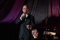 SAN FRANCISCO, CALIFORNIA - AUGUST 09: Comedian and Actor Tony Danza performs during the 2019 Outside Lands music festival at Golden Gate Park on August 09, 2019 in San Francisco, California.    <br /> CAP/MPI/ISAB<br /> ©ISAB/MPI/Capital Pictures