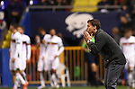 Levante UD's  coach Juan F. Ferrer Rubi during La Liga match. December 12, 2015. (ALTERPHOTOS/Javier Comos)
