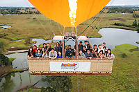 20160503 May 03 Hot Air Balloon Gold Coast