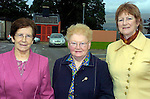 Photograghed at Miltown Secondary School 50th anniversary were Joan O'Shea, Margret O'Connor and Maureen Culloty.<br /> Photograph Sally MacMonagle.