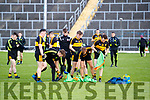 The Dr Crokes Team who played West Kerry in the Kerry Senior Football Championship Semi Final at Fitzgerald Stadium on Saturday.