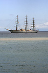 Argentinian sailing training ship Libertad, Tenerife, Canary Islands,Spain.