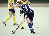 Hampstead & Westminster / Beeston<br />EHL Premier Division<br />Paddington Rec, Nov 12, 2006<br />Pic : Max Flego (Tel : 07870-553631)<br />Simon Towns