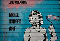 London Street Art - September 2018