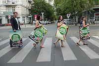 2016/07/30 Berlin | B90/Die Gruenen | Wahlkampf | Abgeordnetenhauswahl 2016
