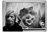 Cindy Sherman is an American photographer and film director, best known for her conceptual portraits.