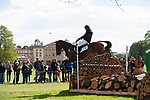 Badminton, Gloucestershire, United Kingdom, 4th May 2019, Tom Rowland riding Possible Mission during the Cross Country Phase of the 2019 Mitsubishi Motors Badminton Horse Trials, Credit:Jonathan Clarke/JPC Images