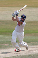 Nick Browne hits 4 runs for Essex during Essex CCC vs Somerset CCC, Specsavers County Championship Division 1 Cricket at The Cloudfm County Ground on 28th June 2018