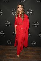WEST HOLLYWOOD, CA - JANUARY 9: Delta Goodrem, at the Lifetime Winter Movies Mixer at Studio 4 at The Andaz Hotel in West Hollywood, California on January 9, 2019. <br /> CAP/MPIFS<br /> &copy;MPIFS/Capital Pictures